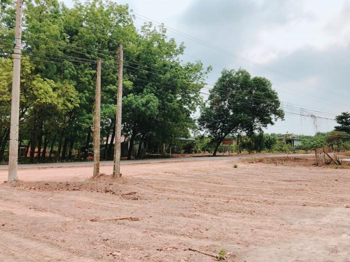Đất Chơn Thành gần khu công nghiệp, MT đường lớn, sổ hồng