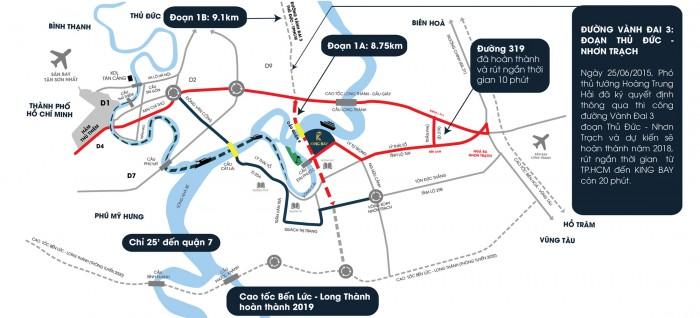 King Bay dự án đất nền HOT nhất khu Đông TP HCM