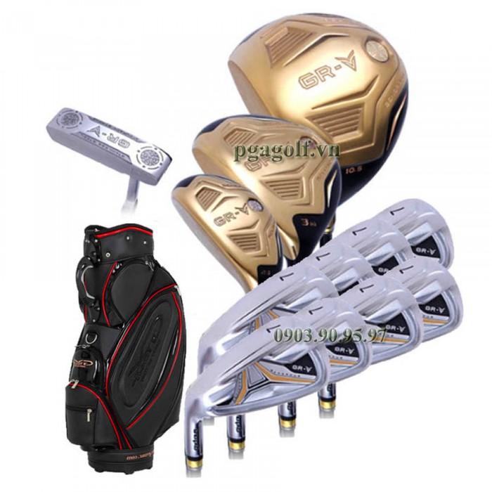 Bộ gậy golf GV-Tour GV lefthand thương hiệu Nhật nhập khẩu Hàn Quốc0