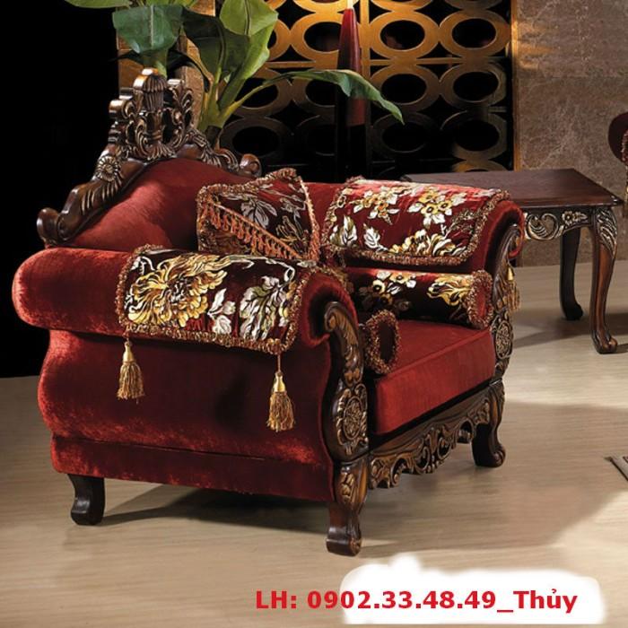 trọn bộ sofa cổ điển 2729