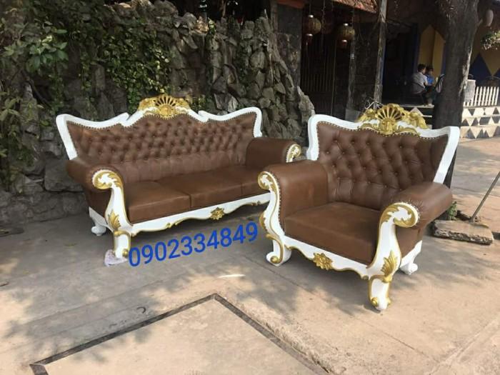 Trọn bộ sofa cổ điển phong cách Châu Âu24