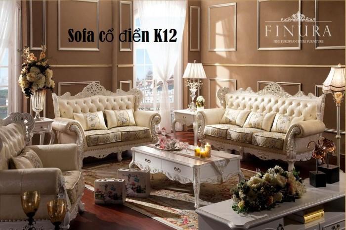 trọn bộ sofa cổ điển 1414