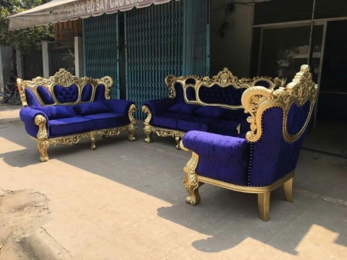 trọn bộ sofa cổ điển 1212