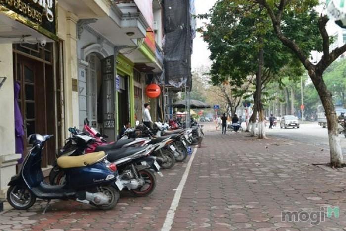 Mặt phố 456m2 có 2 mặt tiền 15m DUY NHẤT NHÀ+ĐẤT Xuân La, Võ Chí Công, Tây Hồ xíu