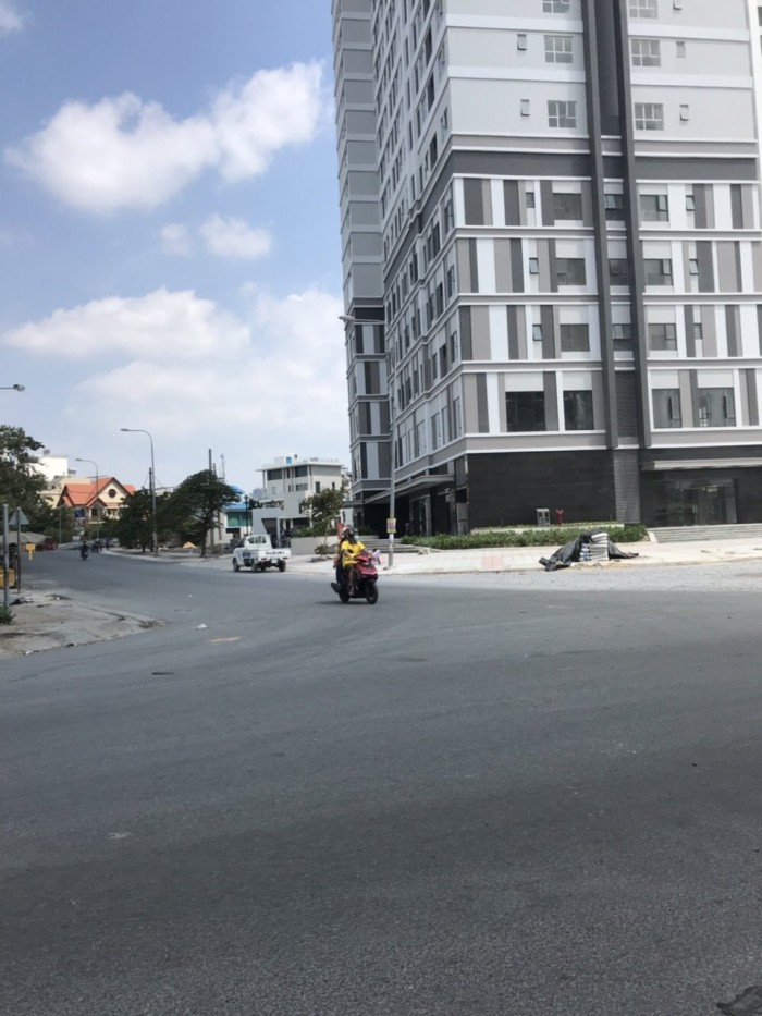 Bán lô đất đường lớn Khu Kiều Đàm