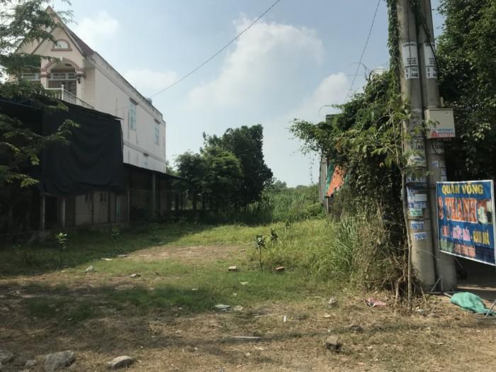 Chạy bệnh cho bà, cần bán gấp 185m2 đất mặt tiền Phan Văn Bảy, Nhà Bè