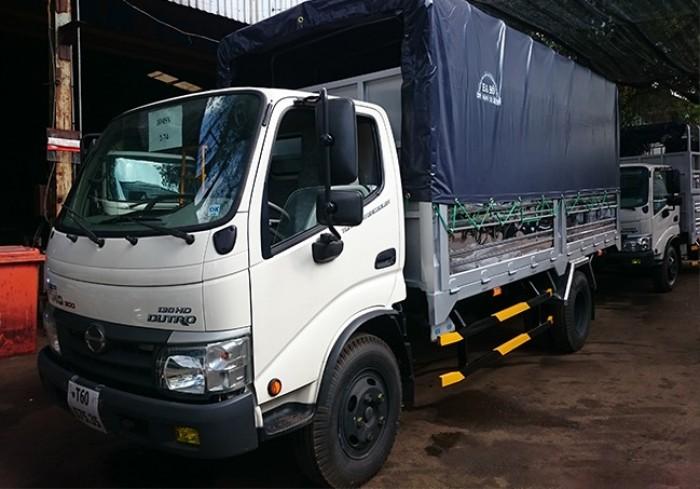 Xe tải Hino 5 tấn- bán xe tải hino 5 tấn