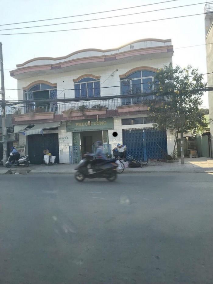 Cần bán nhà mặt tiền đường Huỳnh Tấn Phát Phường Phú Mỹ Quận 7.