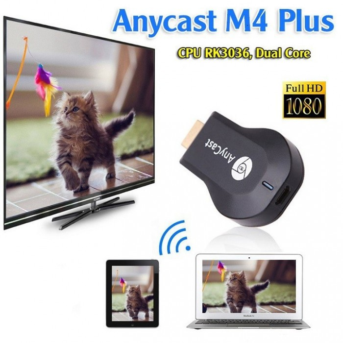 HDMI Không Dây AnyCast M4 Plus -Tốc Độ Kết Nối Cực Mạnh6