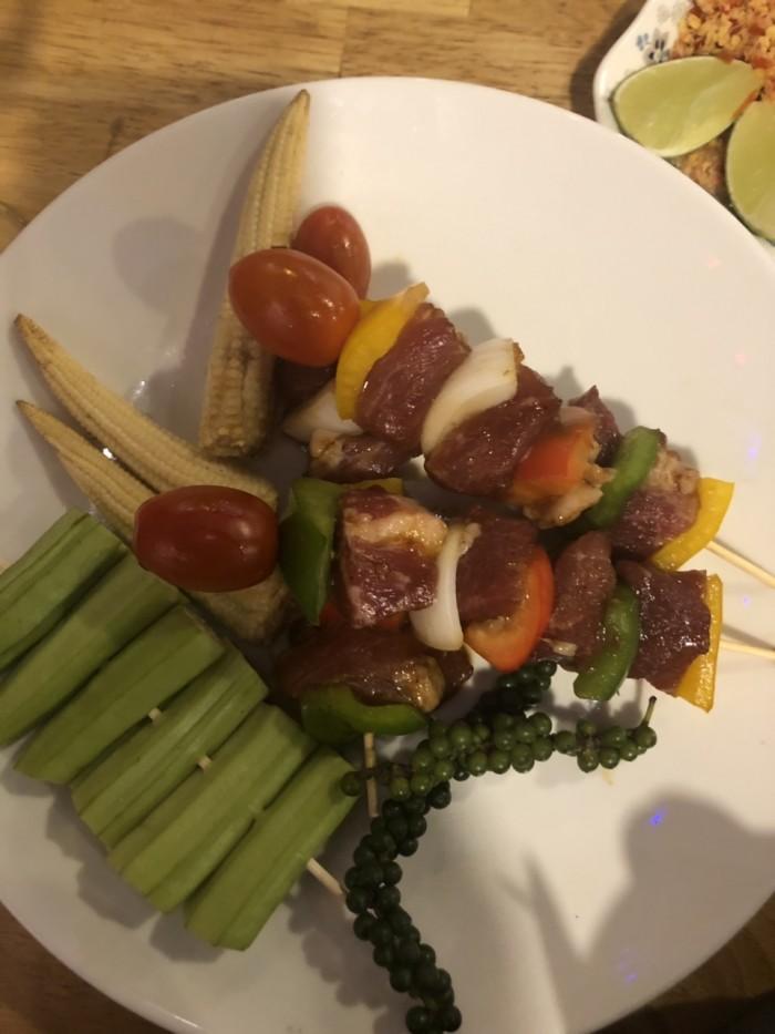 Món ngon mỗi ngày Buffet nướng hải sản lẩu nướng trưa, tối HCM30