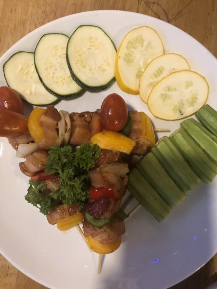 Món ngon mỗi ngày Buffet nướng hải sản lẩu nướng trưa, tối HCM29