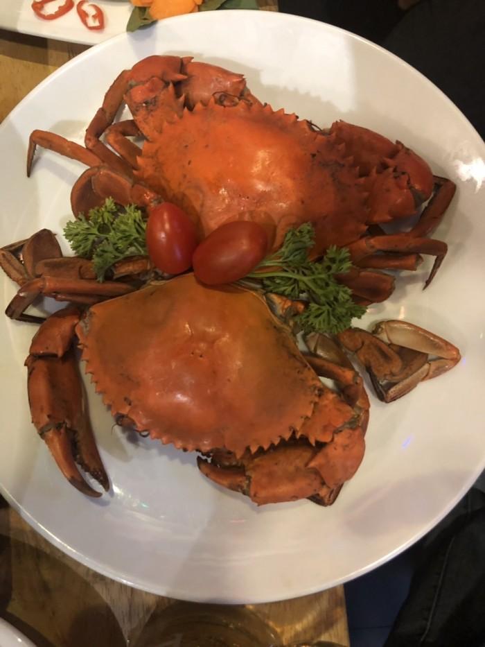 Món ngon mỗi ngày Buffet nướng hải sản lẩu nướng trưa, tối HCM28