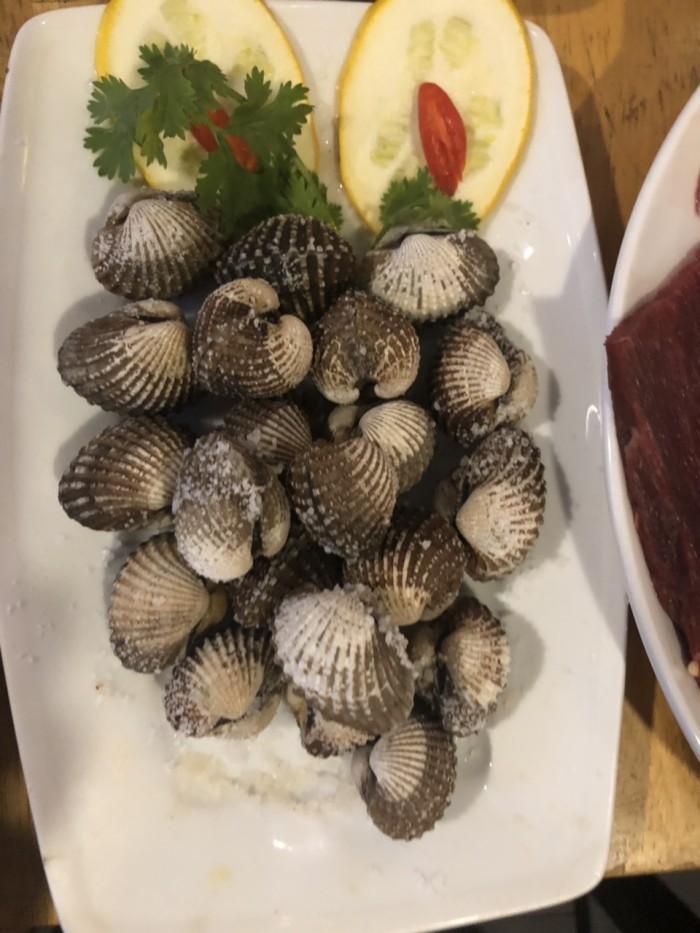 Món ngon mỗi ngày Buffet nướng hải sản lẩu nướng trưa, tối HCM23