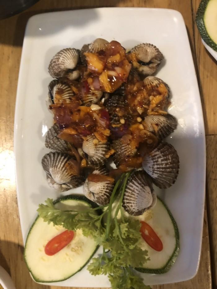 Món ngon mỗi ngày Buffet nướng hải sản lẩu nướng trưa, tối HCM22