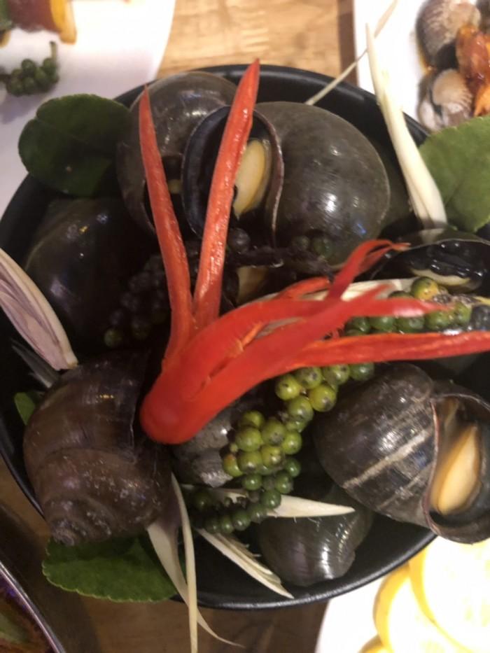 Món ngon mỗi ngày Buffet nướng hải sản lẩu nướng trưa, tối HCM20