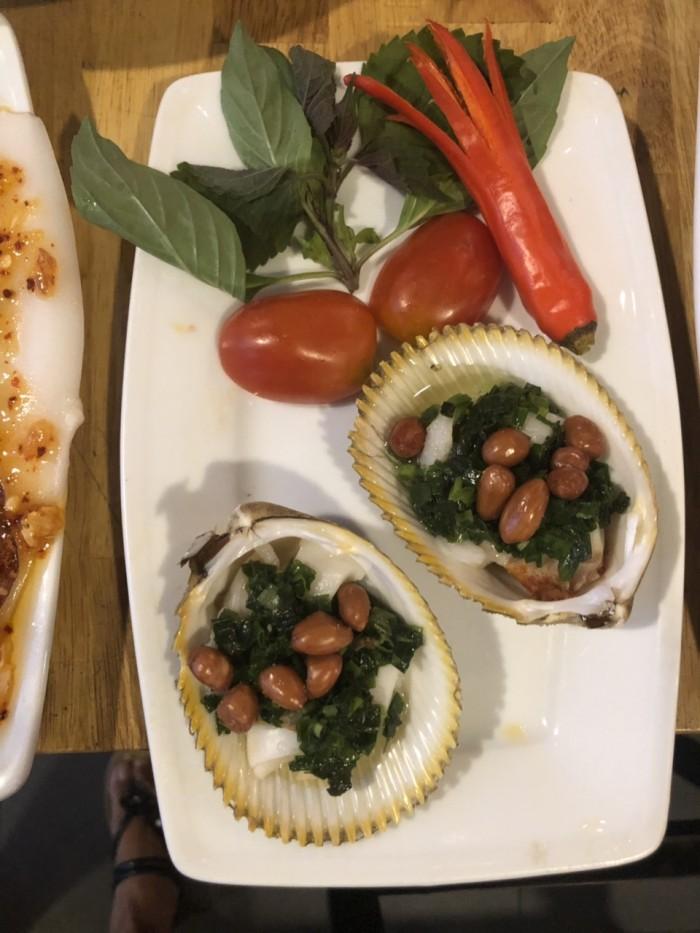 Món ngon mỗi ngày Buffet nướng hải sản lẩu nướng trưa, tối HCM7