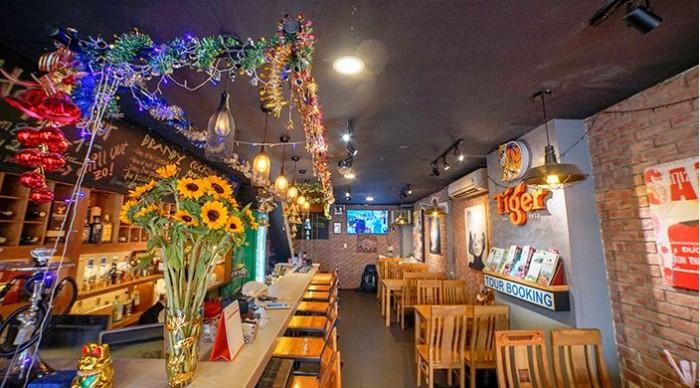Buffet Hải Sản Nướng Lẩu HCM Nhà hàng Saigon Marvel Hostel giá rẻ30