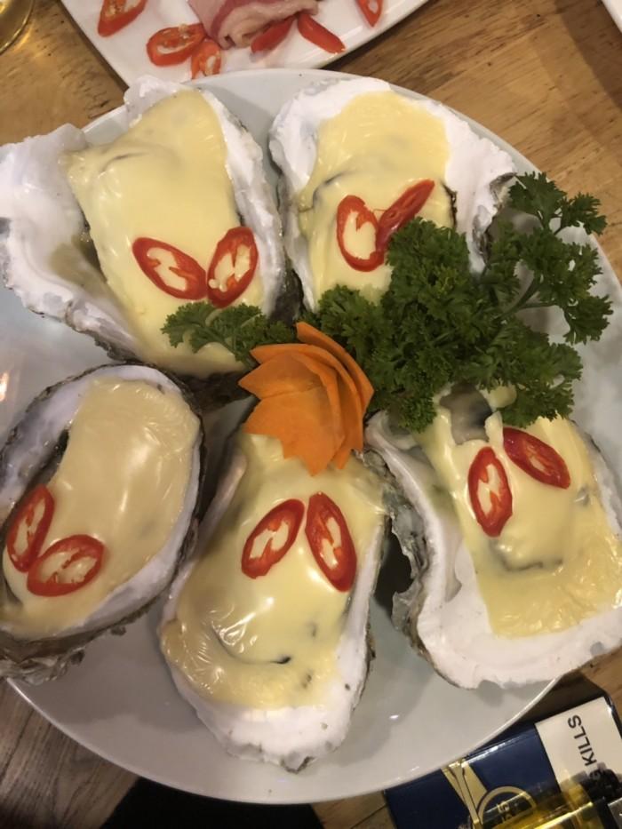 Buffet Hải Sản Nướng Lẩu HCM Nhà hàng Saigon Marvel Hostel giá rẻ10