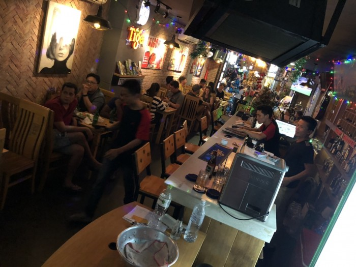 Buffet Hải Sản Nướng Lẩu HCM Nhà hàng Saigon Marvel Hostel giá rẻ17