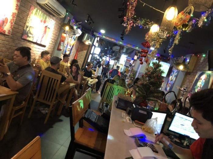 Buffet Hải Sản Nướng Lẩu HCM Nhà hàng Saigon Marvel Hostel giá rẻ16