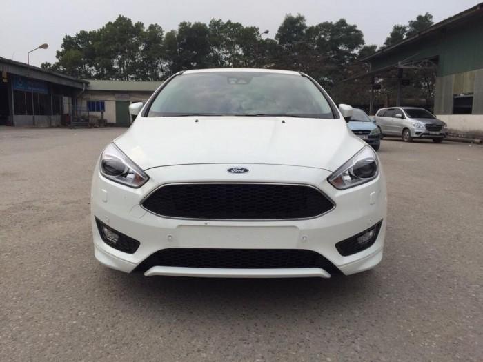 Ford Focus 2019 - xứng tầm thương hiệu