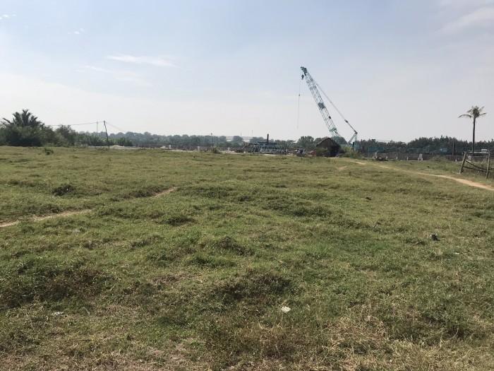 Bán đất mặt tiền Huỳnh Tấn Phát, Tân Thuận Đông, quận 7