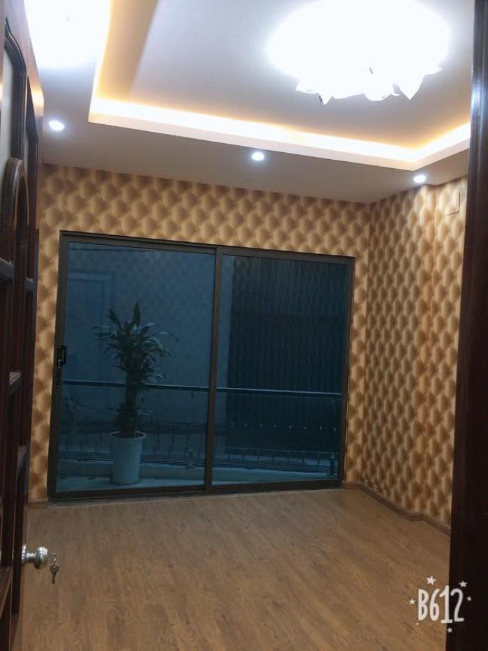 Nhà xây mới cần bán , vị trí cách mặt phố Trần Duy Hưng chỉ 15m