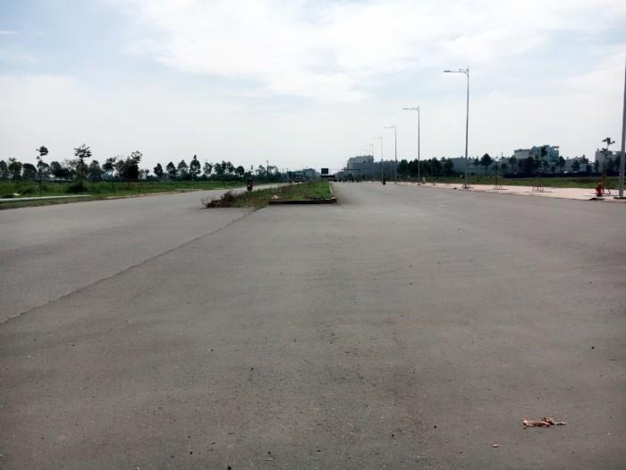 Bán đất dự án Long Cang Riveside 100m2 TL833B