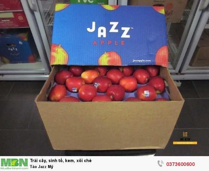 Giá táo Jazz Mỹ