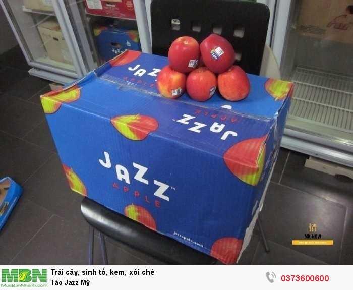 Táo Mỹ đỏ - Táo Jazz