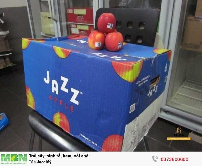 Shop bán táo Jazz Mỹ