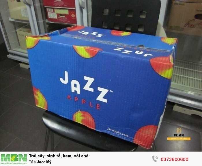 Thùng táo Jazz Mỹ