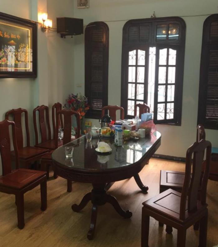 Nhà riêng phố Kim Đồng–2 mặt ngõ ô tô 70m2x5 tầng, 8 phòng.