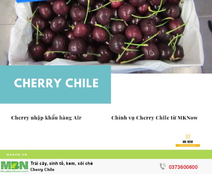 Cherry Chile0