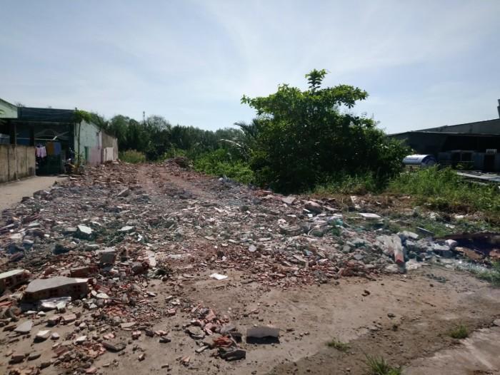 Bán đất mặt tiền Huỳnh Tấn Phát, phú mỹ, quận 7