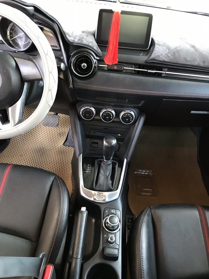 Mazda 2 sản xuất năm 2015 Số tự động Động cơ Xăng