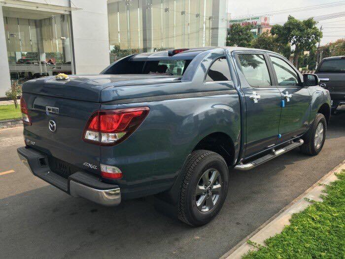Mazda BT-50 giá tốt, quà tặng lên tới 30 triệu