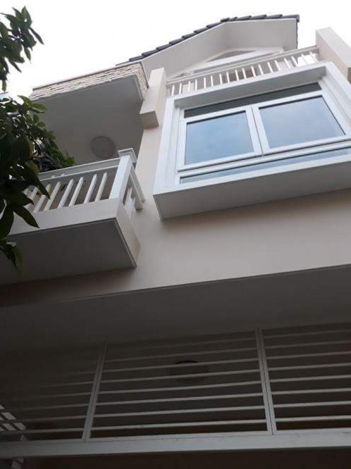 Bán nhà số đường số Cư Xá Ngân Hàng Quận 7. Gần sông Trần Xuân Soạn