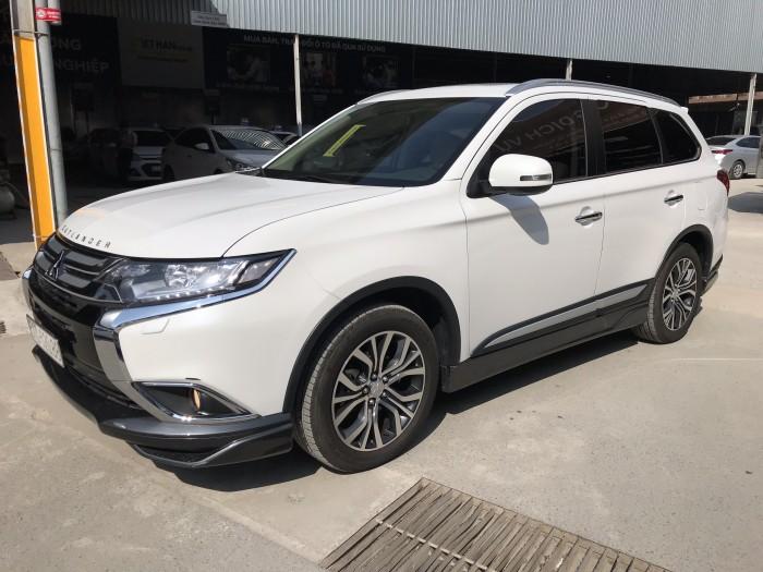 Mitsubishi Outlander sản xuất năm 2018 Số tự động Động cơ Xăng