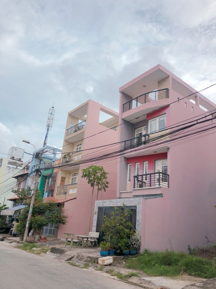 Đất mặt tiền khu dân cư cao cấp VIỆT_ SIN, Sổ hồng riêng