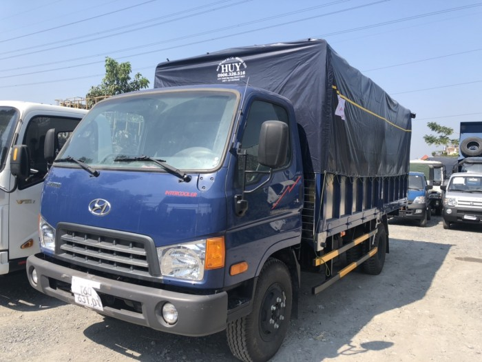 Huyndai HD800 - 8 tấn- thùng dài 5m- khuyến mãi lớn
