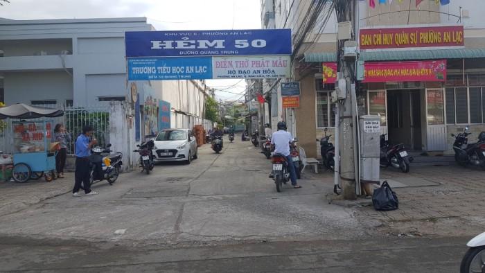 Bán nền nhà hẻm 50 Quang Trung phường An Lạc trung tâm quận Ninh Kiều tp Cần Thơ