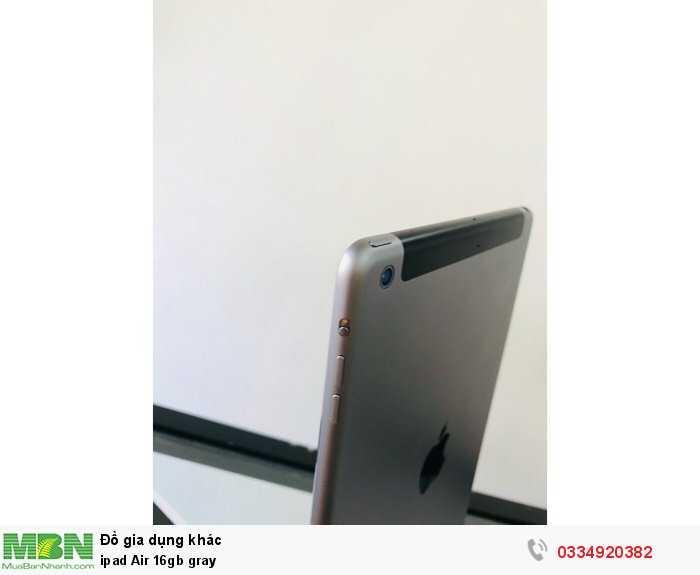 Ipad Air 16gb gray1