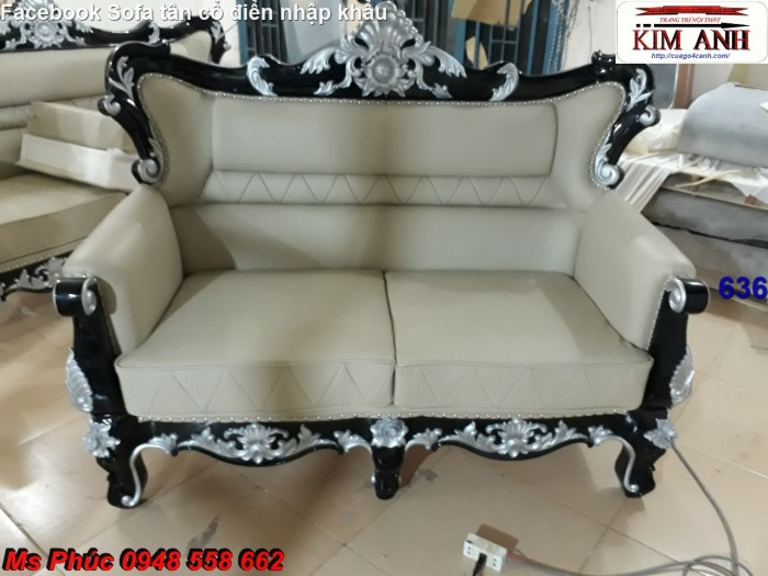 Dữ liệu mới nhất từ google về số người mua sofa cổ điển tại xưởng sản xuất Nội thất Kim Anh Sài Gòn14