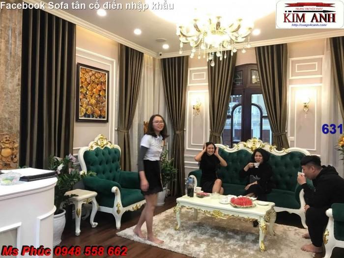 Dữ liệu mới nhất từ google về số người mua sofa cổ điển tại xưởng sản xuất Nội thất Kim Anh Sài Gòn9