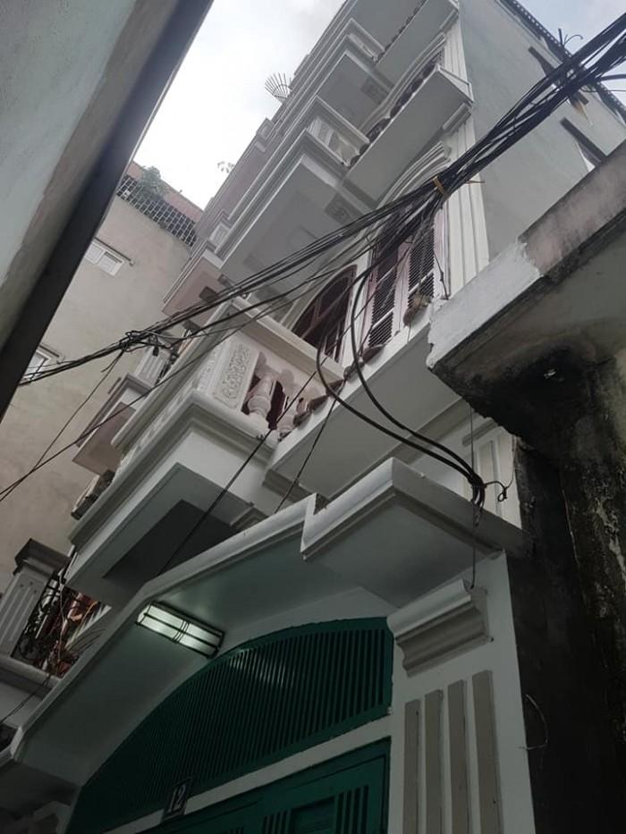 Bán Nhà Quận Thanh Xuân, 40m, 6pn, Ở Ngay.