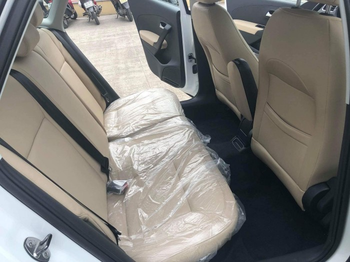 Volkswagen polo sedan 2019 – giá tốt giao ngay