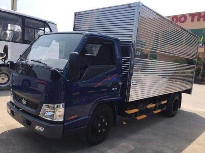Xe tải iz49 tải trọng 2t3 vào thành phố 3
