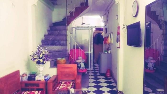 Nhà mặt phố Thọ Lão, Hai Bà Trưng 34m2, 5 tầng