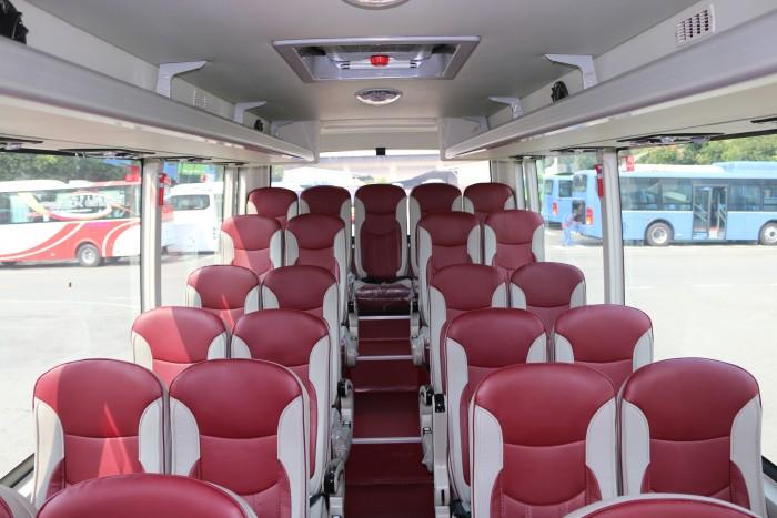 Cần bán ô tô khách SAMCO 29 chỗ ngồi đời 2018